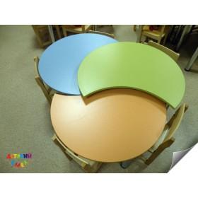 Модульный стол - луна