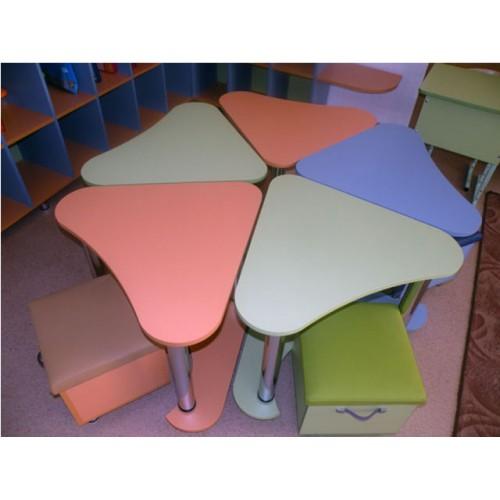 Стол модульный для детского сада